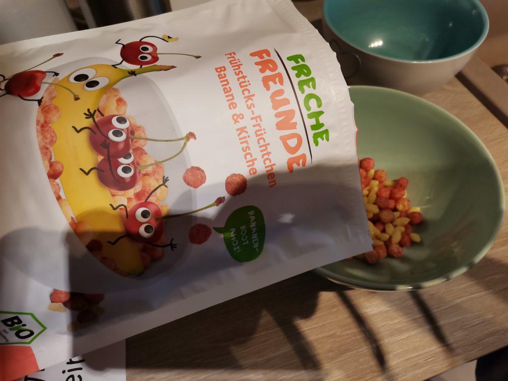 Freche Freunde Frühstücks Cerealien