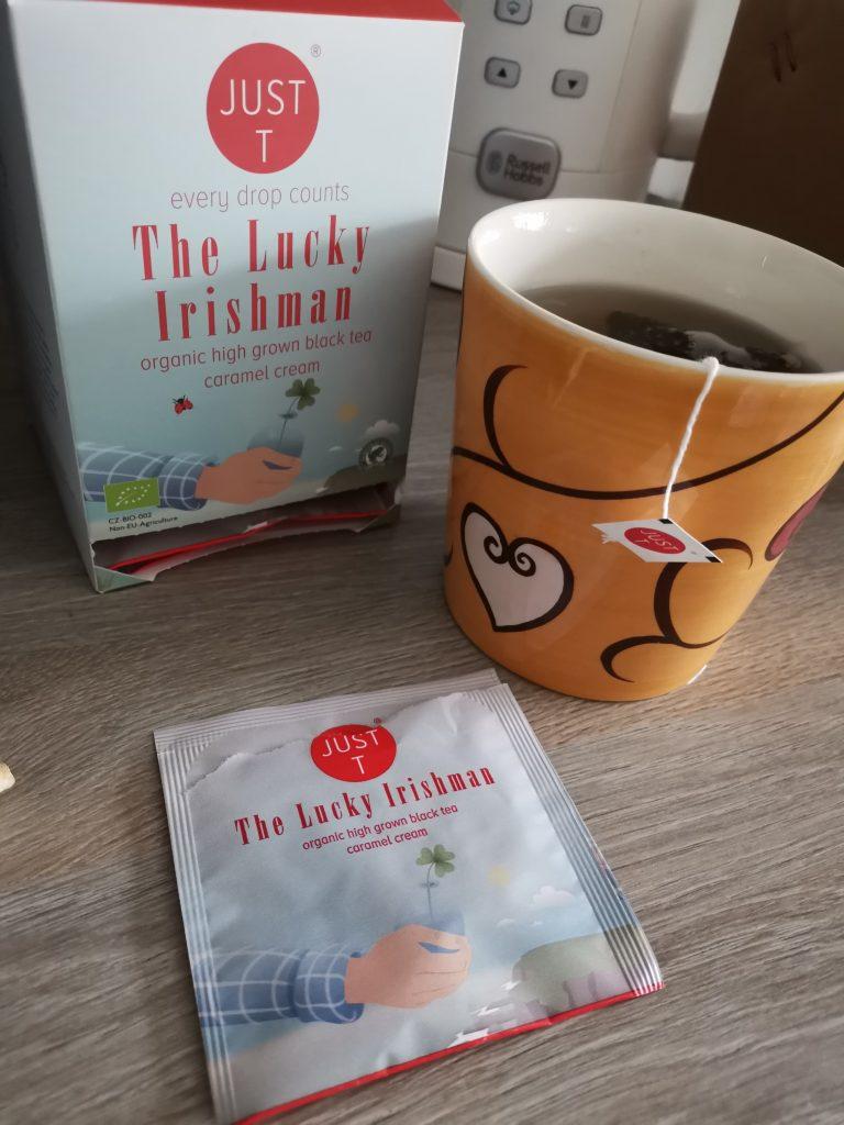 JUSTT The Lucky Irishman