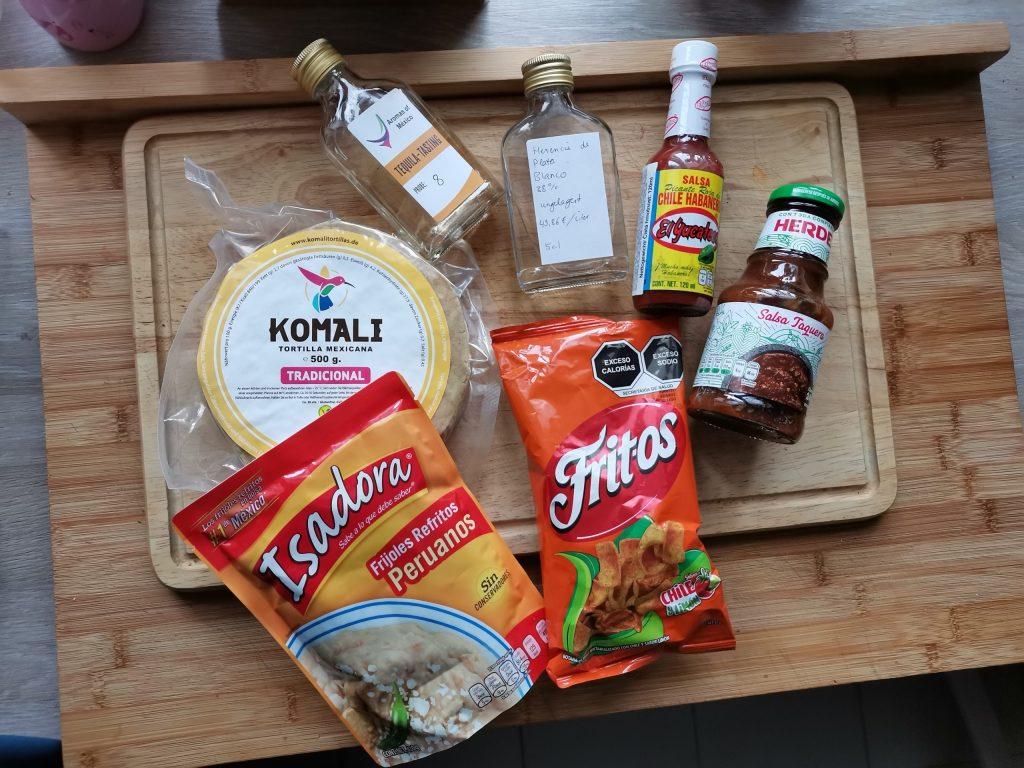 aromas-of-mexico.com Produktauswahl