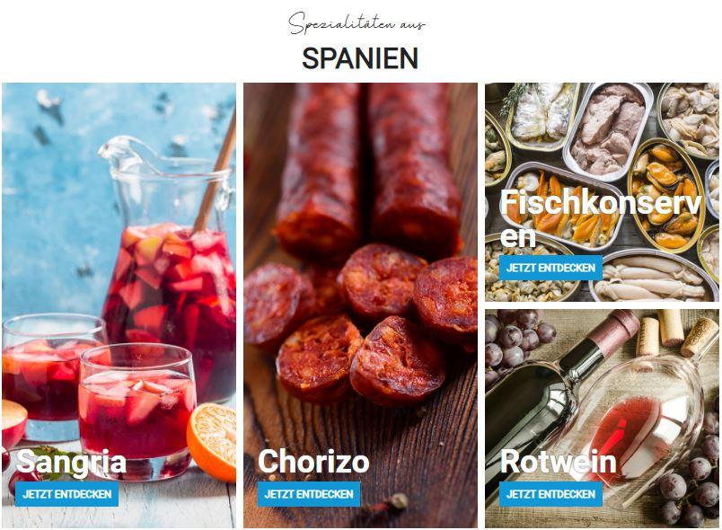 adriberia.de Spanien