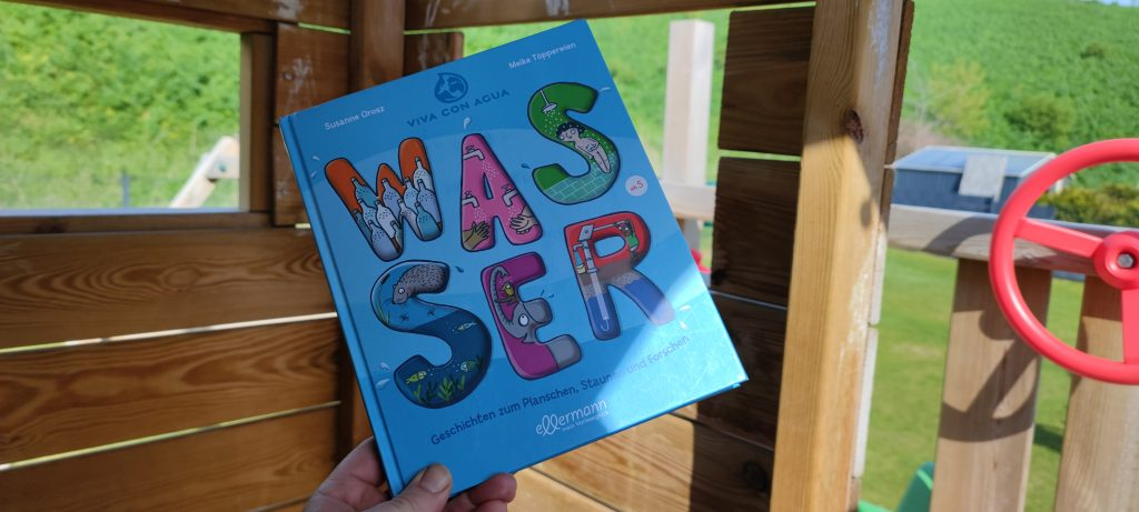 Kinderbuch Wasser