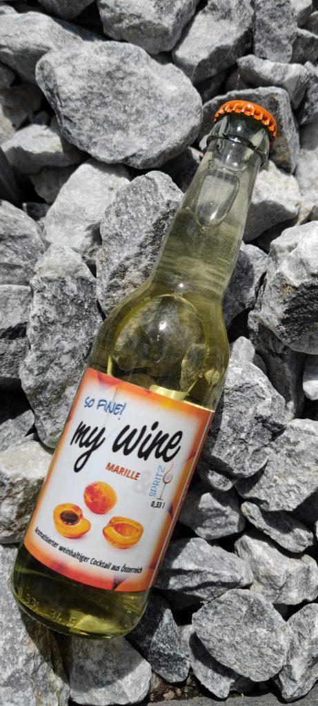 Marille Sommerweine
