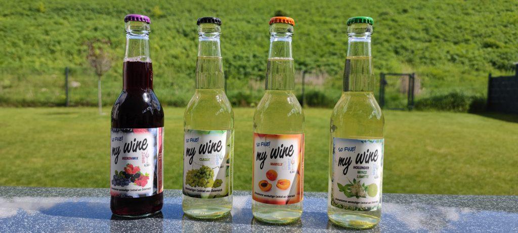 Sommerweine kleine Flaschen