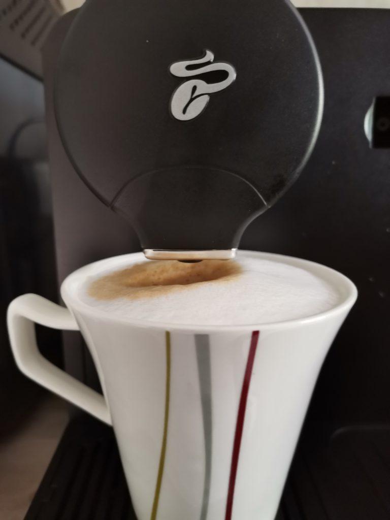 fertiger Kaffeegenuss