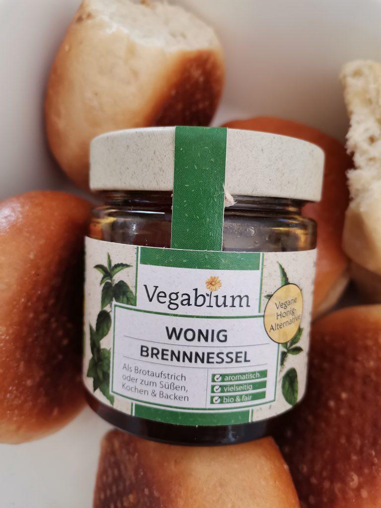 Vegablum Wonig Brennnessel Frühstück