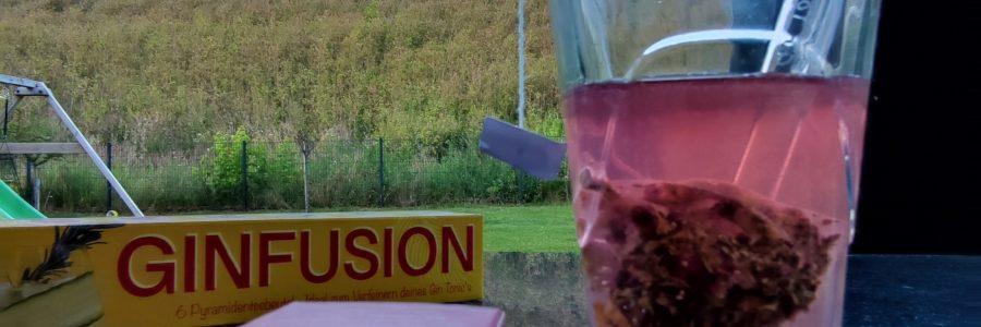 Gin Infusion Zubereitung