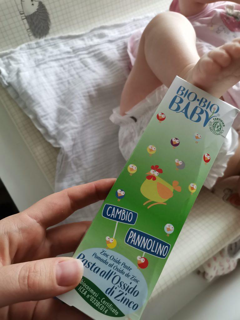 Bio Bio Baby Zinkcreme