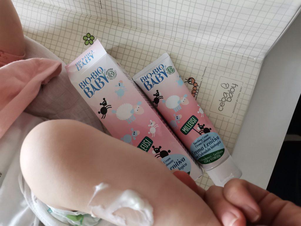 Bio Bio Baby Pflegecreme