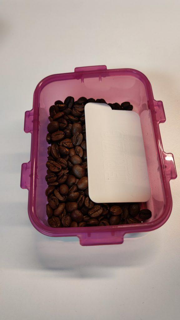 Kaffee zum aromatisieren