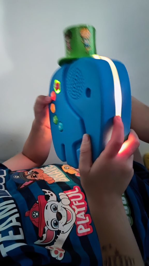Bedienung TechniSat TECHNIFANT