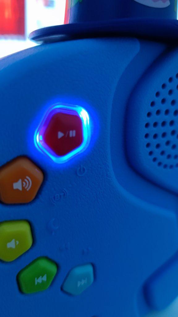 Bluetooth aktiv