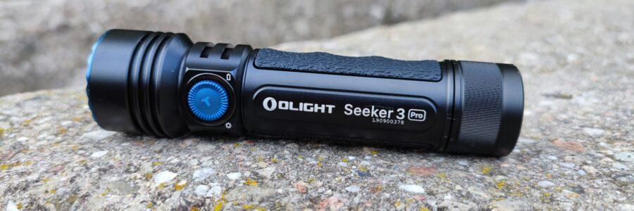 Olight Seeker 3 Pro